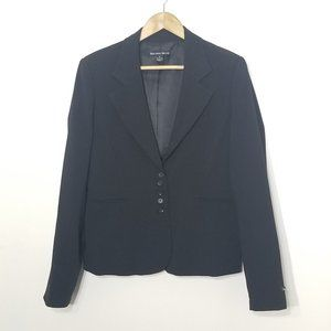 Beechers Brook | Black Modern Fit Blazer Jacket 12